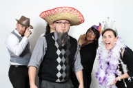 Photobooths are the best! Camp LeJeune, NC