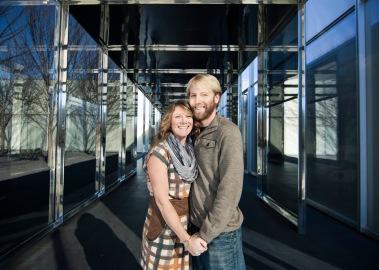 Greg & Michelle. Raleigh, NC