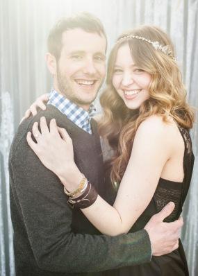 Aaron & Rachel. Raleigh, NC